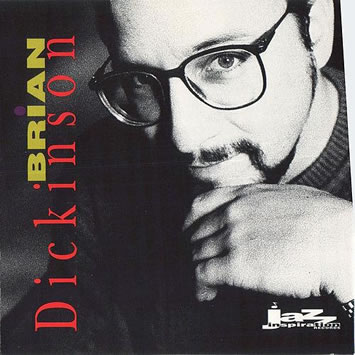 Brian Dickinson CD