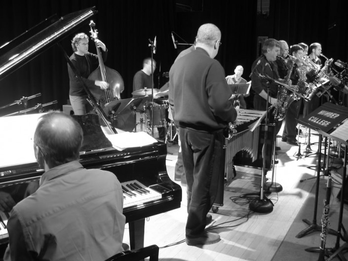 Humber College Faculty Band with Paquito D'Rivera